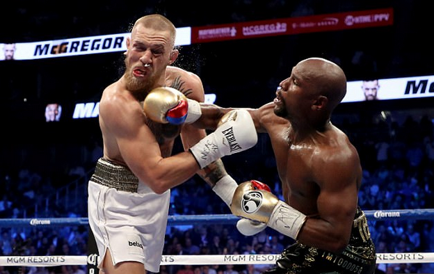 Mayweather vs McGregor fight generates over $600m