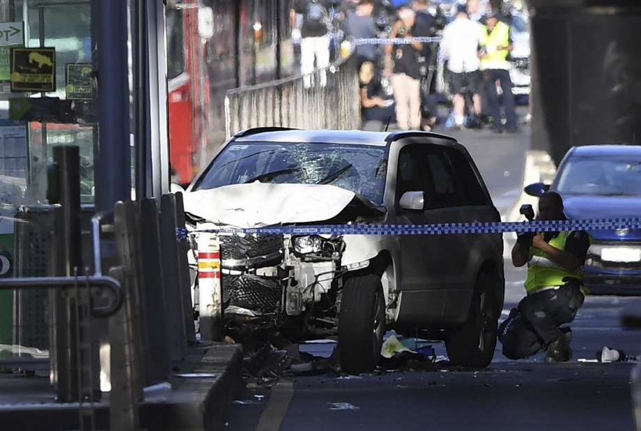Melbourne car attack suspect discharged from hospital, back to Police custody