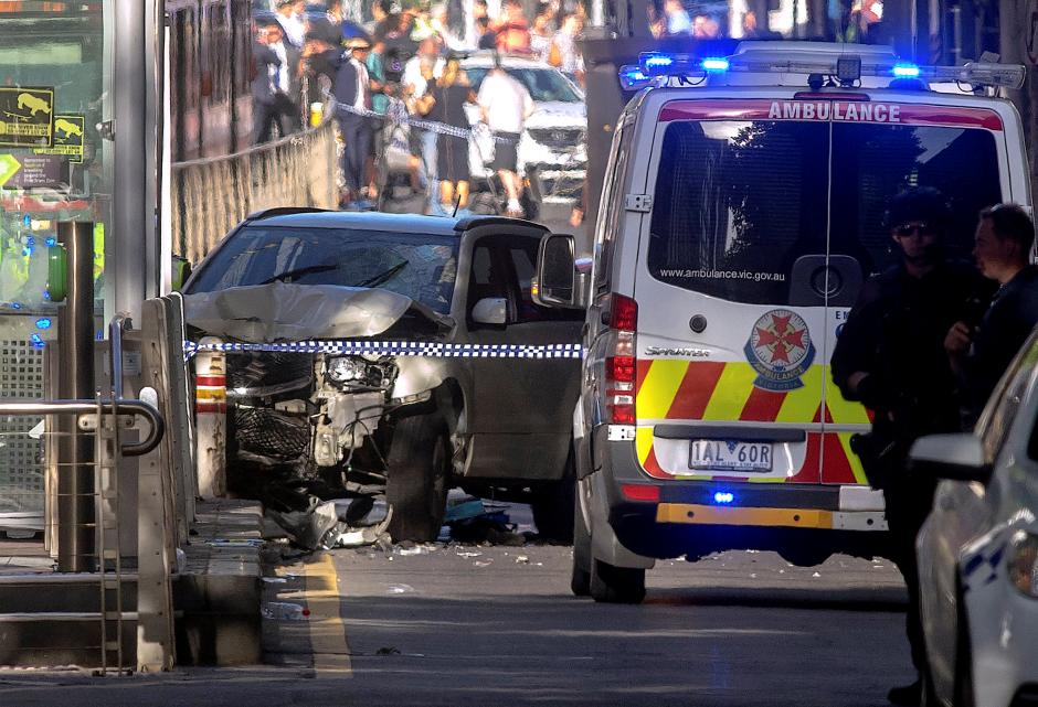 Melbourne Car Attack was not connected to Terrorism – Police