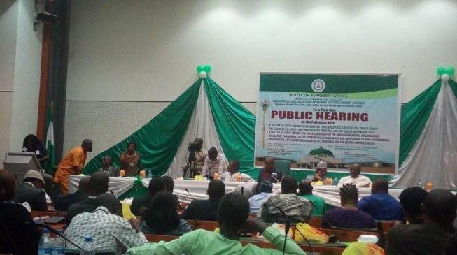 Civil society rejects NGO regulatory bill at public hearing