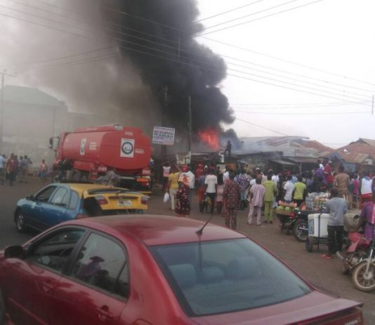 Ondo Christmas day fire victims lament over losses