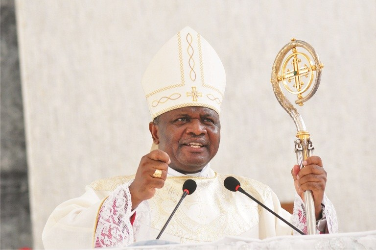 Catholic Bishop wants govt to organise the Society