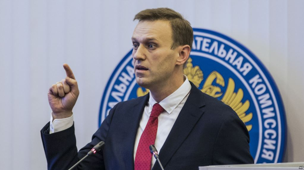 Presidential Poll: Russian opposition leader Navalny calls for boycott