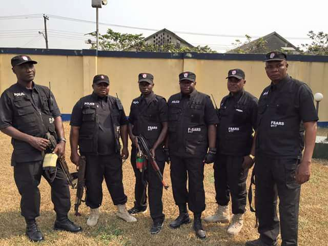 "IGP bars SARS operatives from ""stop and search"" duties"