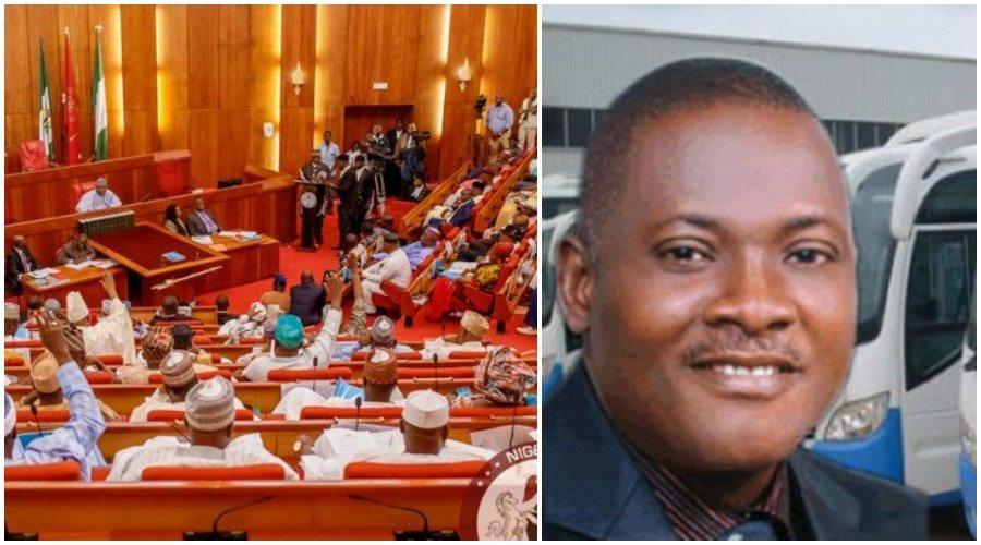 Senate to investigate detention of Innoson boss