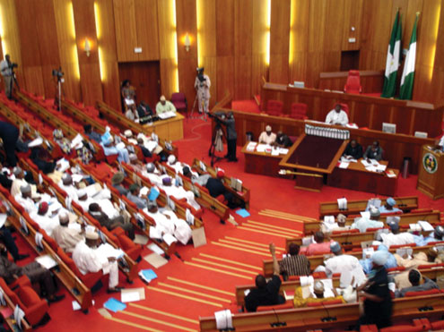 Senate adjourns plenary to January 19