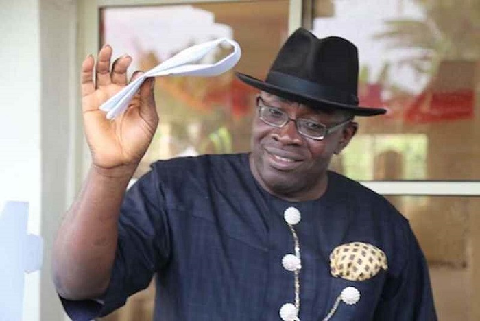Governor Dickson presents N295b 2018 budget to Bayelsa Assembly