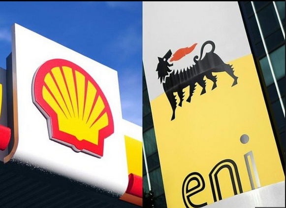 Italy Judge orders Shell, Eni to stand trial over alleged corruption