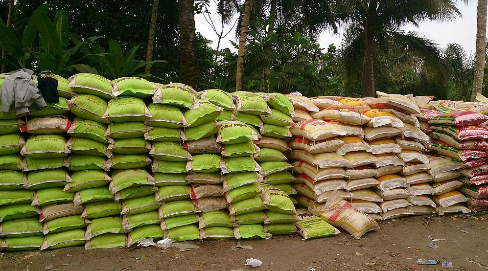 Customs impounds 600 bags of foreign rice in Bauchi