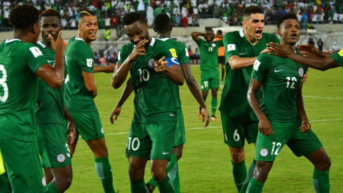 Super Eagles to play Egypt in pre-World cup game