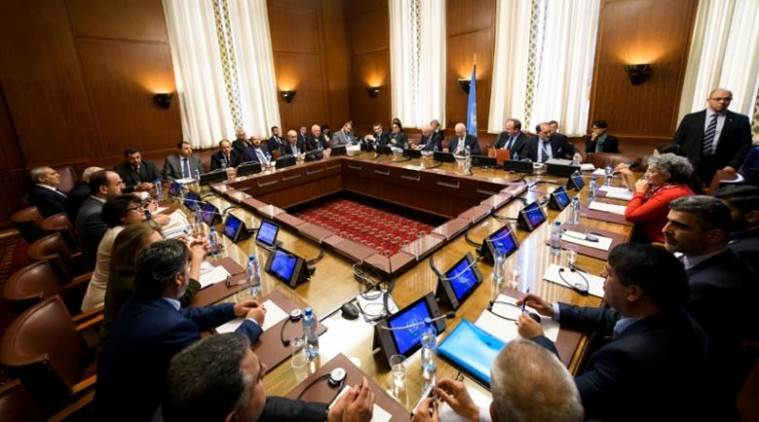 Eighth round of Syrian talks ends in Geneva with no agreement