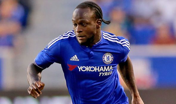 Victor Moses likens Super Eagles to Chelsea