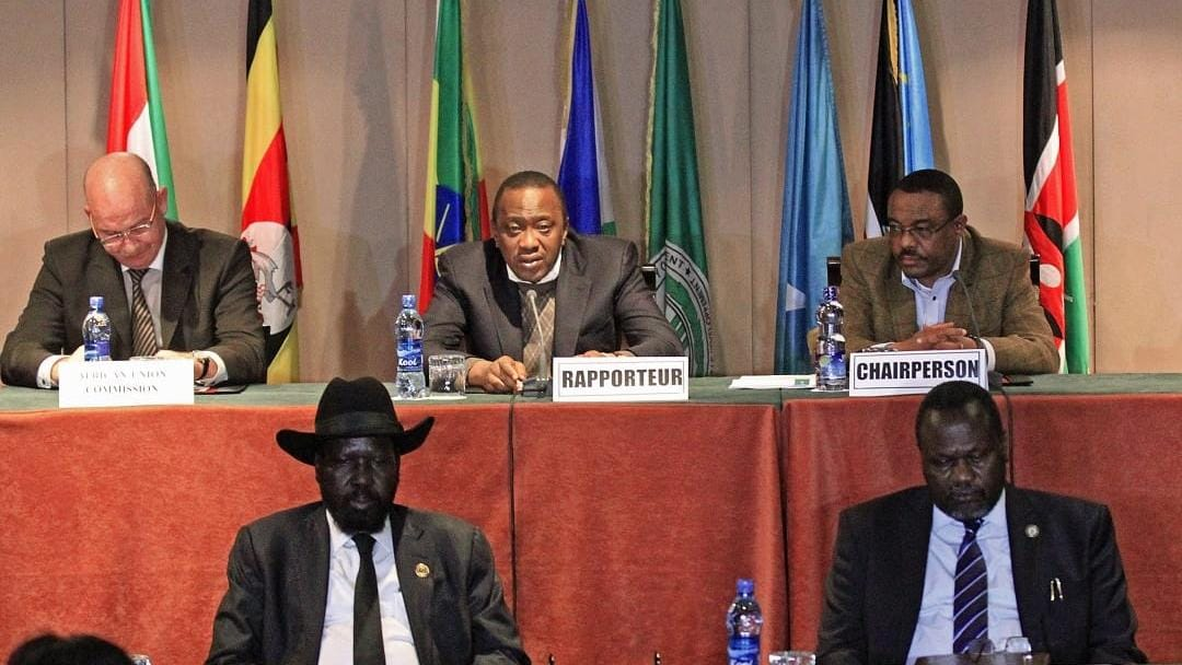 South Sudan rebel leader Machar arrives in Ethiopia for talks