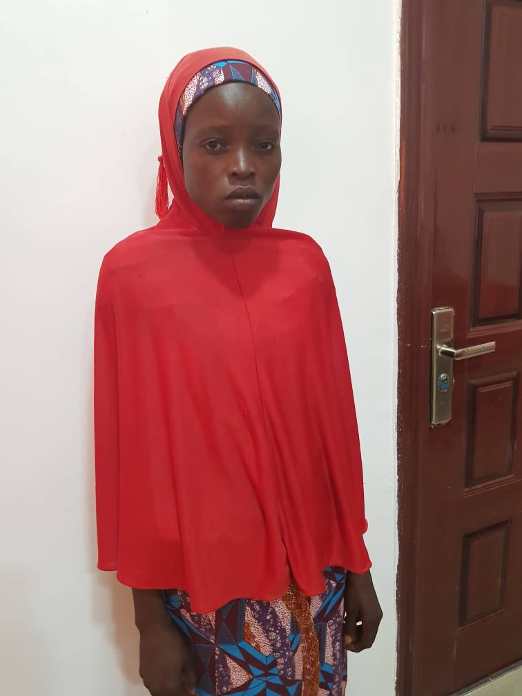 Troops rescue another Chibok girl