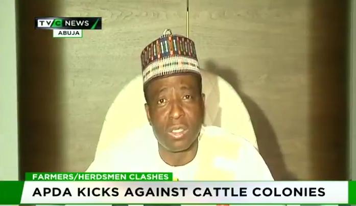 APDA kicks against Cattle Colonies