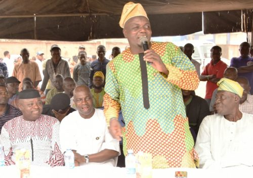 Ambode's work will speak for him, says Home Affairs Commissioner