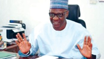 Governor Ahmed dissolves Kwara cabinet
