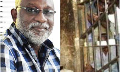 Akeredolu pardons 12 Prisoners in Ondo