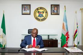 Ambode reshuffles cabinet, sacks three Commissioners