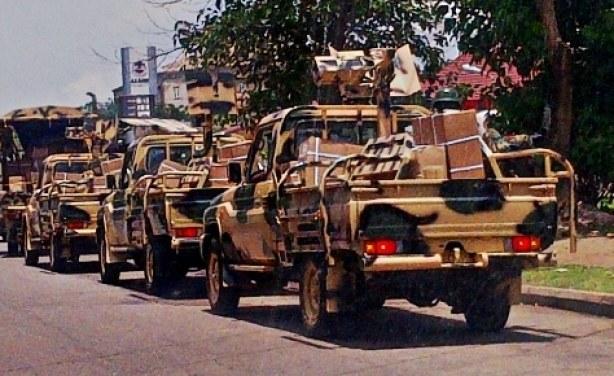 Yobe donates 24 operational vehicles to Nigerian Army