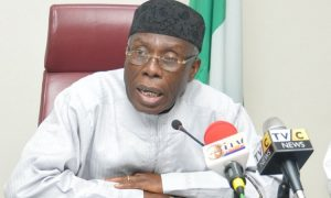 Ogbeh blames unemployment on neglect of Agriculture