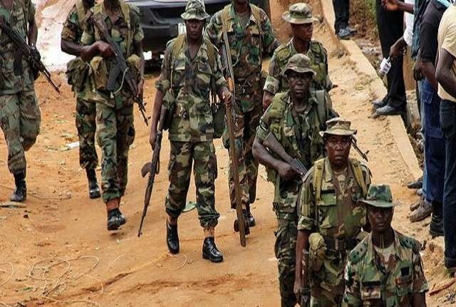 Troops avert suicide bomb attack on Gamboru town