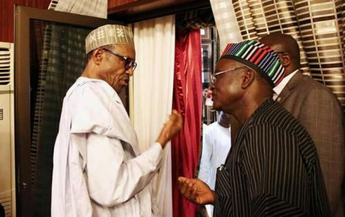 Count Buhari out of Ortom's problems – Presidency