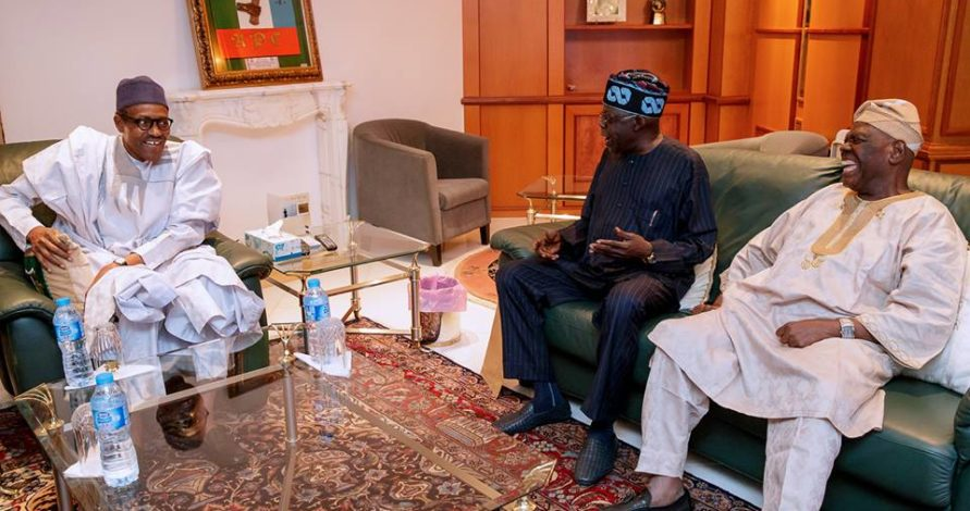 My meeting with Buhari not connected to OBJ's letter – Tinubu