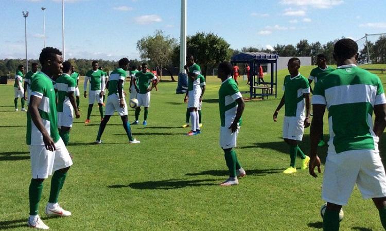 CHAN: Ezenwa, Okpotu, Faleye, 19 others Eagles squad