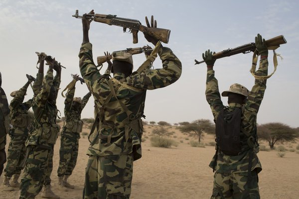 Governor Dickson accuses politicians of arming militant