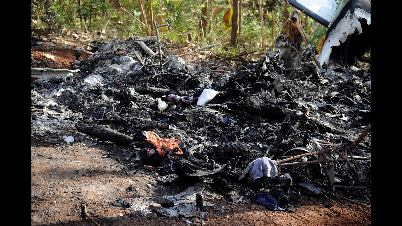 Remains of victims recovered in deadly Costa Rican plane crash