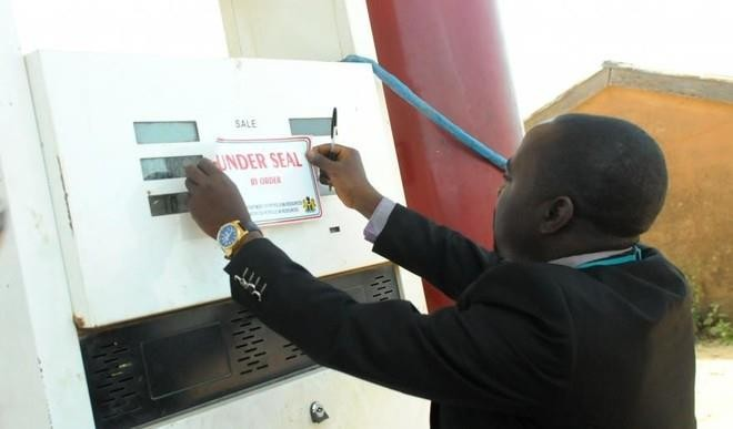 DPR seals filling stations for flouting safety standards in Ogun