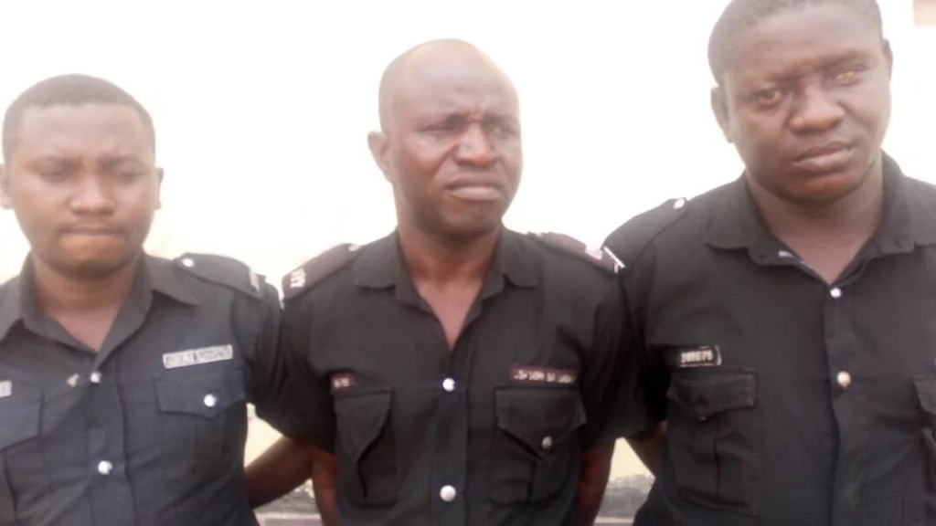 Image result for Five Police officers dismissed in Lagos