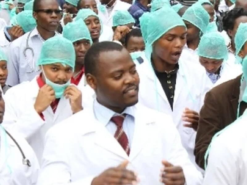 Don't Disrepute MDCN, Group Cautions Young Doctors