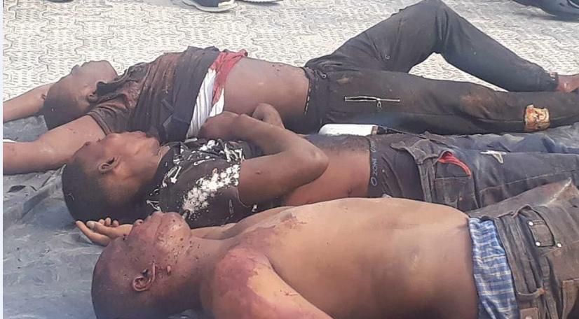 Omoku Massacre: Suspected mastermind killed in Enugu