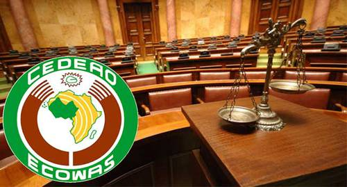 38 dismissed Nigerian Army officers drag FG to ECOWAS court