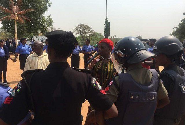BBOG Convener, Ezekwesili arrested, but released
