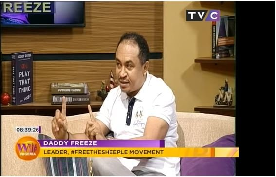 Watch: Christmas is political keep Jesus out of it – Daddy Freeze