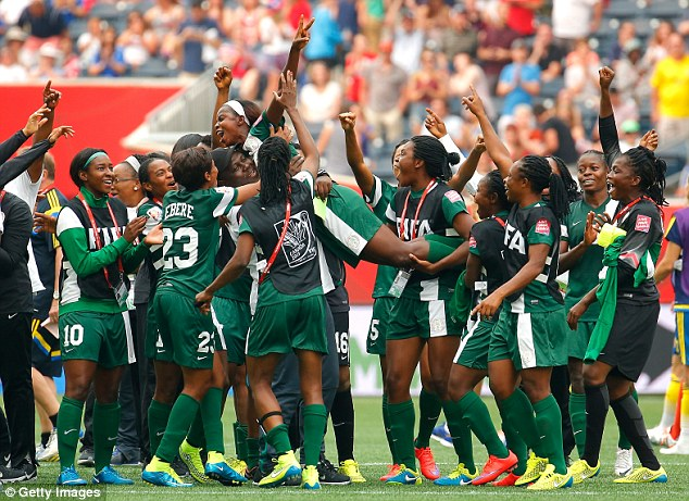 Women's WAFU Cup: Falcons drawn with Benin, Senegal, Mali