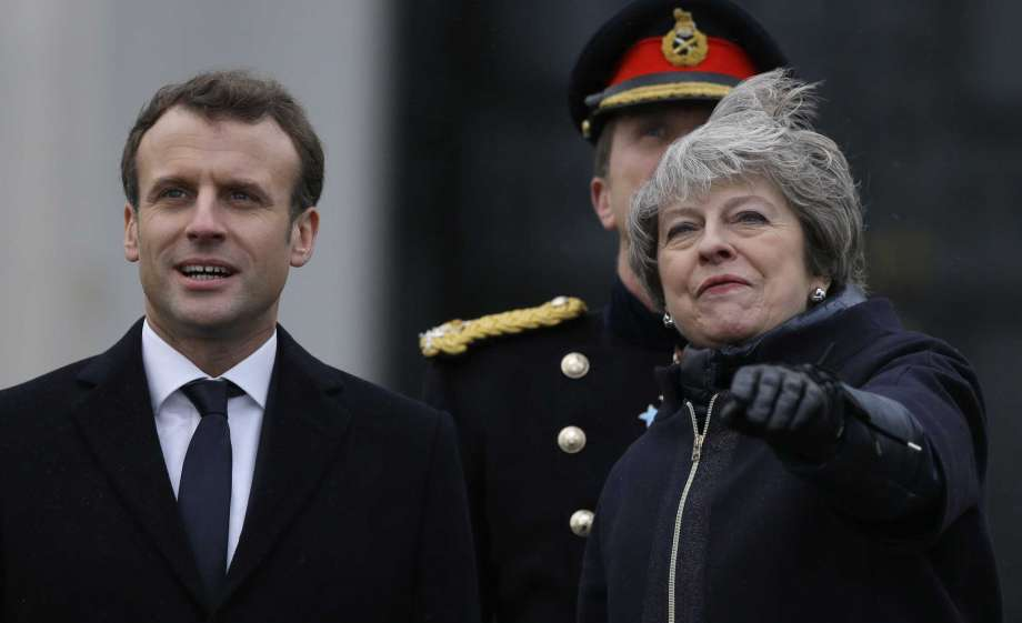 UK signs border agreement with France