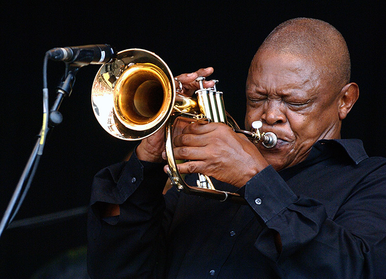South Africa's Jazz legend, Masekela dies of Prostrate Cancer