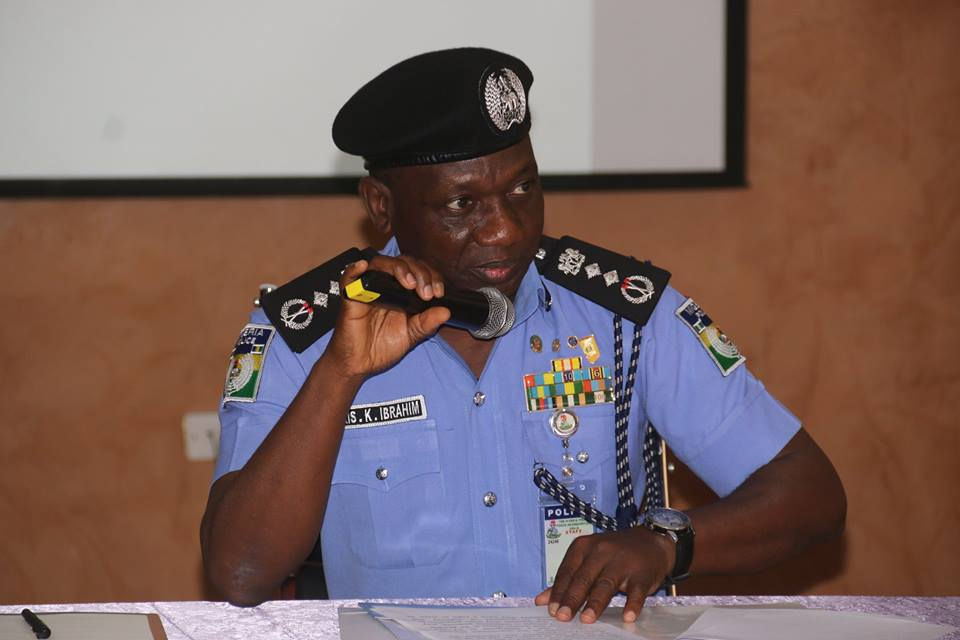 IGP Idris insists rising insecurity not overwhelming