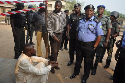 Imam arrested with human organs in Lagos