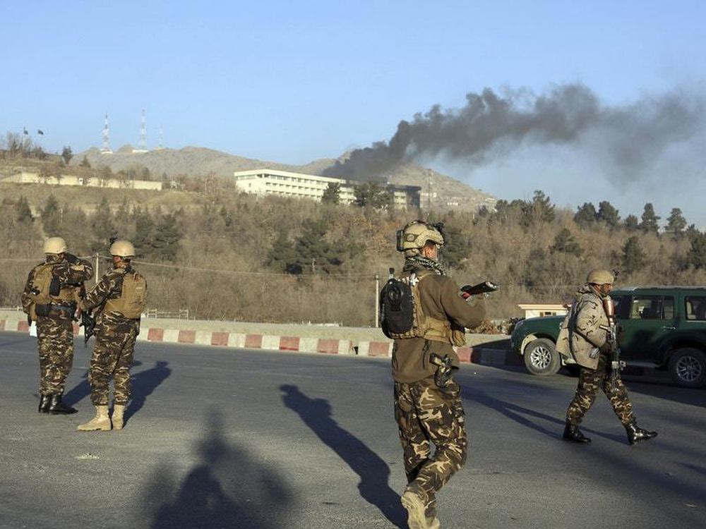 At least five killed, six injured in Kabul hotel attack