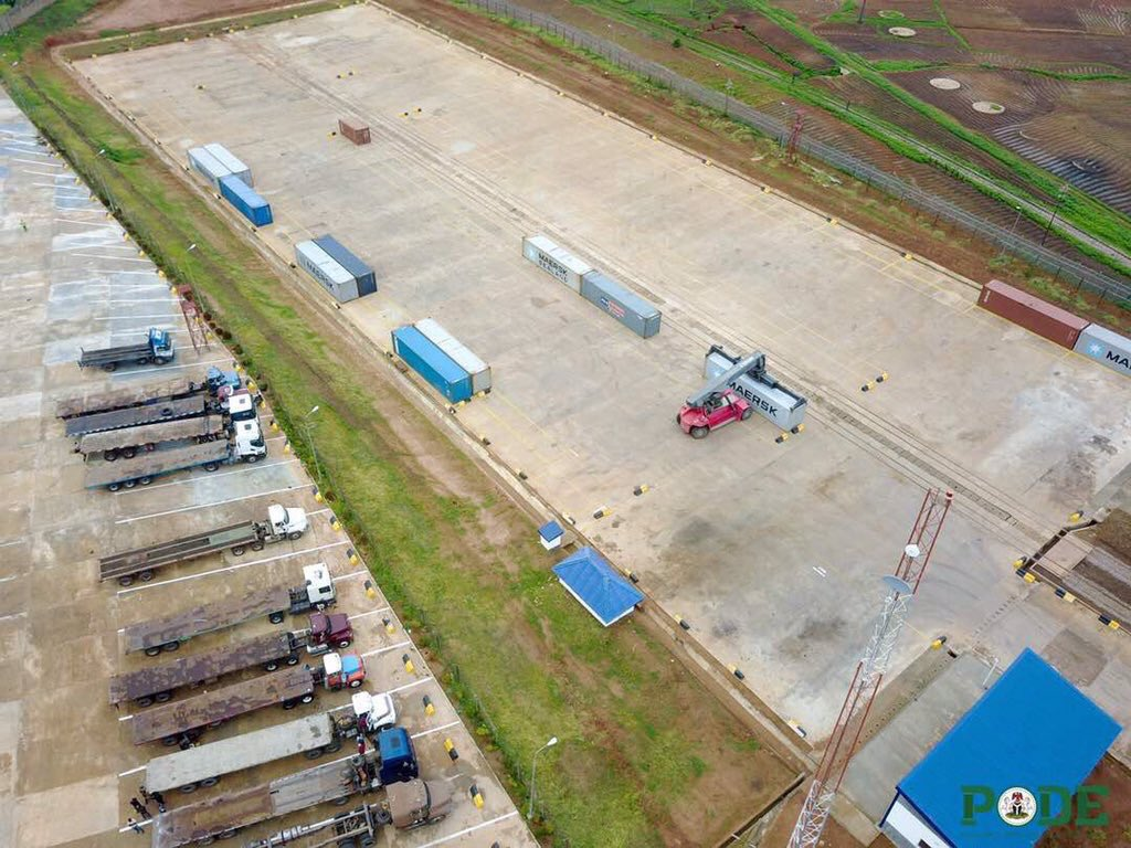 Buhari to open Nigeria's first Inland Dry Port in Kaduna