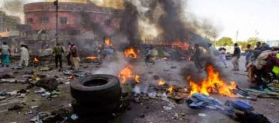 New Year blast kills three in Madagali