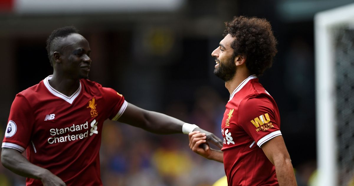 Salah, Mane to jet in 24hrs to Liverpool-Everton clash
