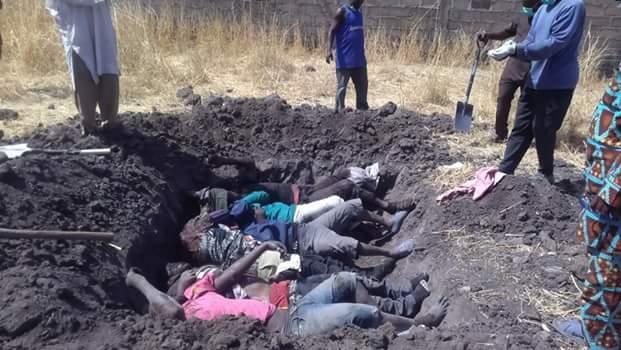 Herdsmen Attack: 21 given mass burial in Taraba