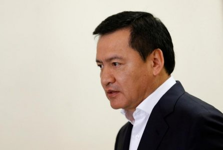 Mexican Interior minister Osorio Chong steps down