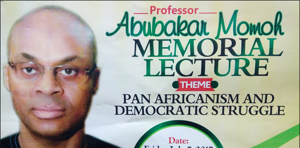 INEC holds Abubakar Momoh memorial lecture